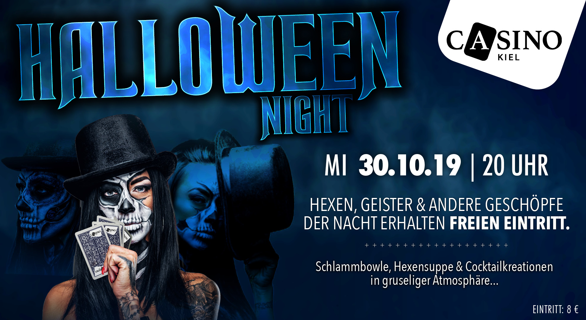 Halloween Kiel